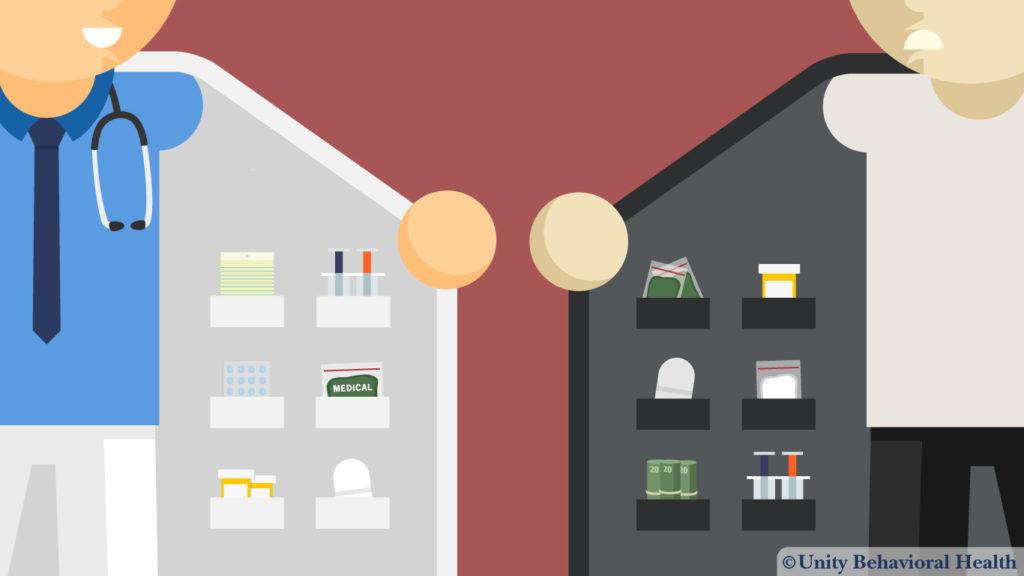 prescription drugs responsible for more deaths than illicit drugs